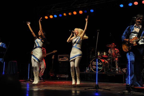 2011 Abba show