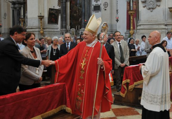 2011 Chiusura della visita pastorale
