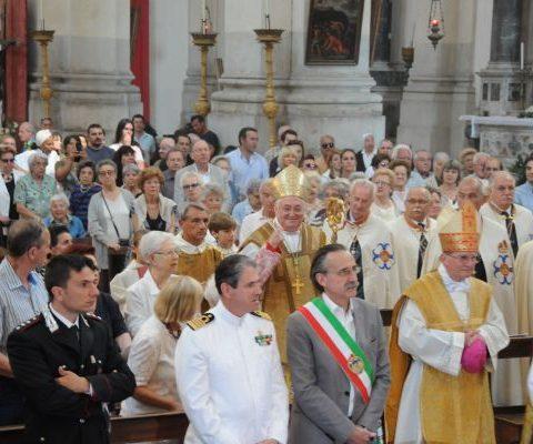 2013 Celebrazione Eucaristica