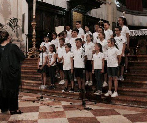 2017 Coro Istituto San Giuseppe Venezia
